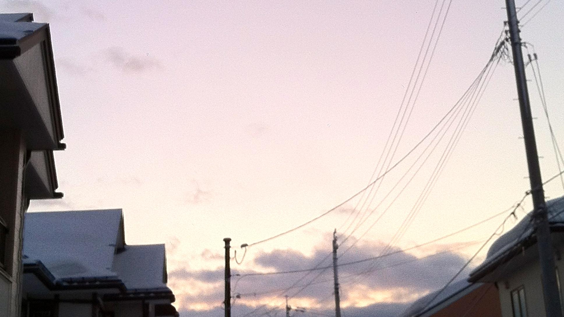 一陽来復を願う