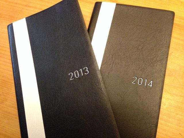 やっぱり「ほぼ日手帳」を使うことにしました