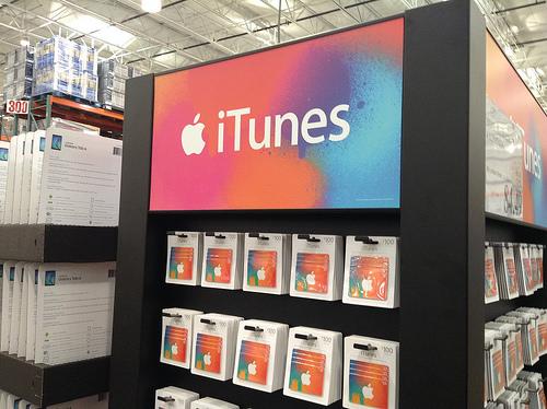 ドコモユーザーならiTunesカード購入はオンラインショップがお得!
