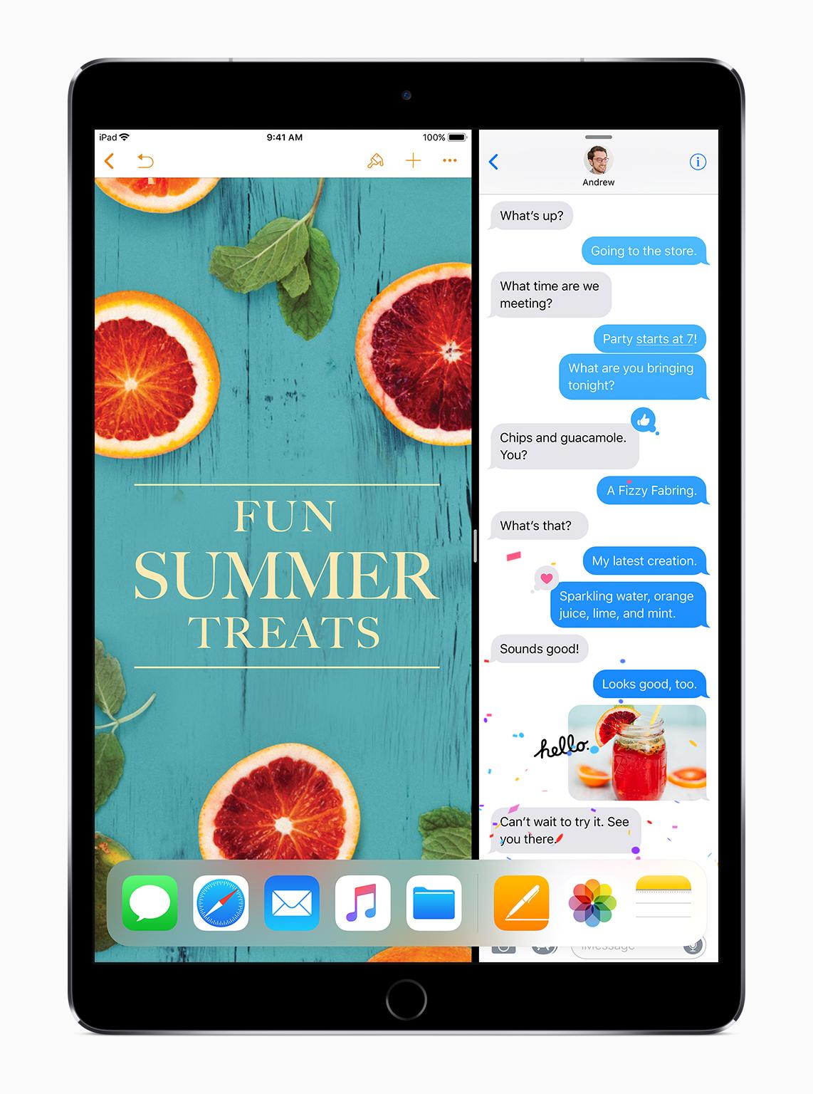 iOS 11、いよいよ明日早朝より提供開始!